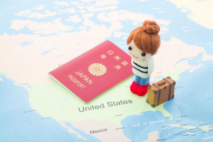 いざ入国、パスポート間にあるよくある質問
