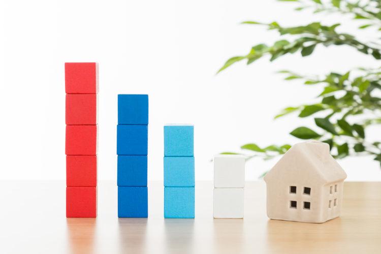 家とデータ比較