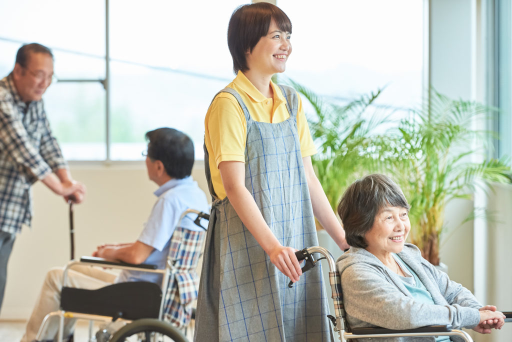 介護保険誕生背景