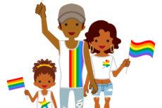 保険受取人を自由に設定できる生命保険の家族イメージ