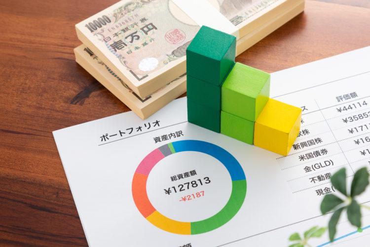 資産運用のイメージ