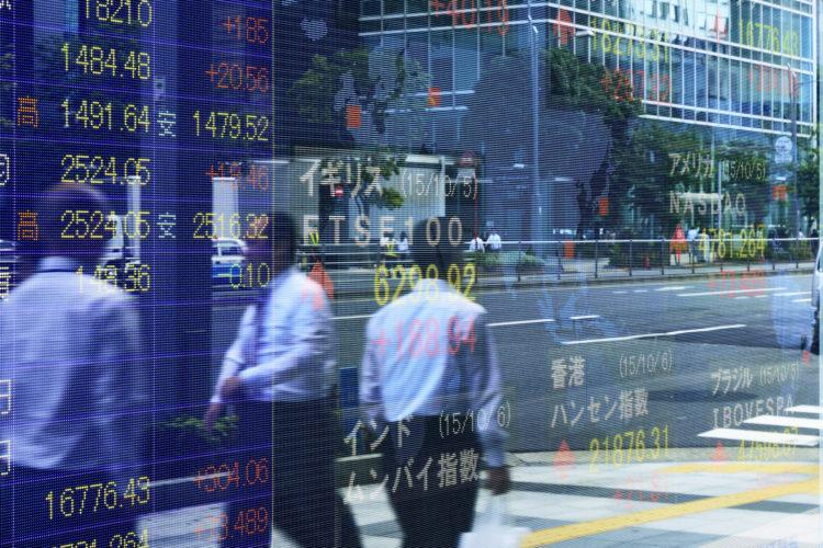 円高と株価