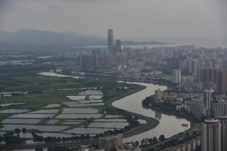 中国経済の不安要素