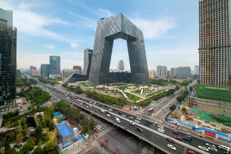 中国の首都北京