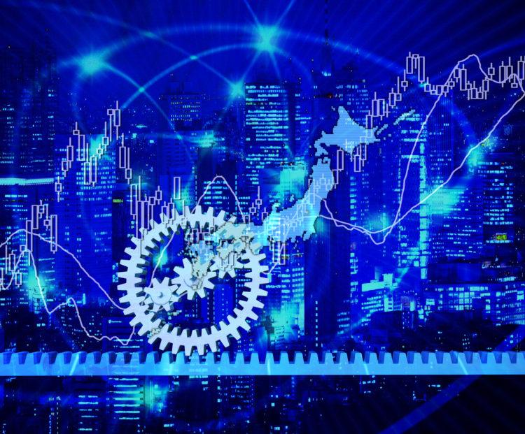 日本の株チャート