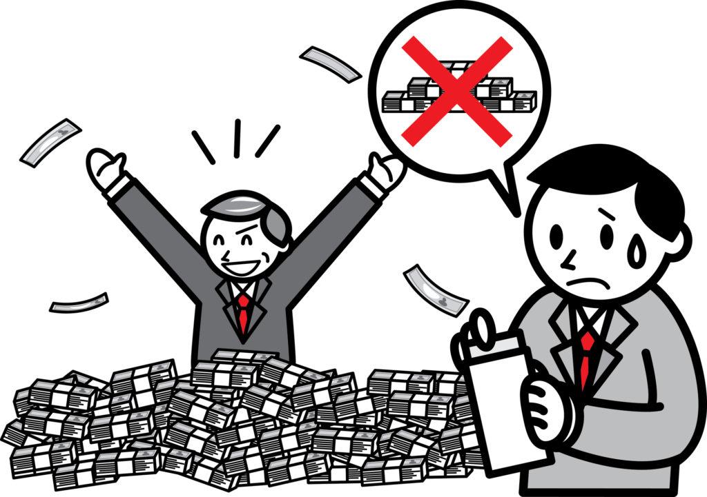 資本家と労働者の格差
