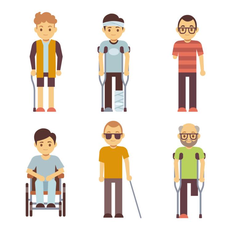 障害の程度で異なる年金の期限