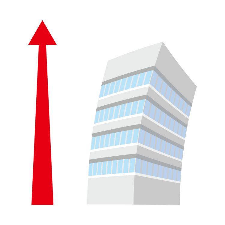 新自由主義の影響で大企業は業績アップした