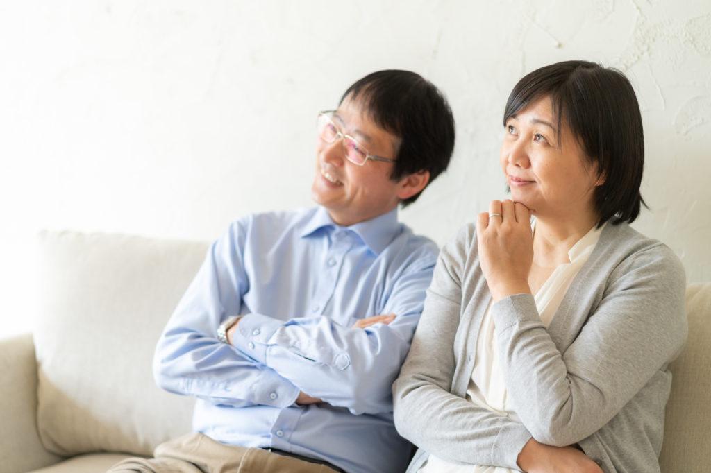 障害年金の受給要件が気になる夫婦
