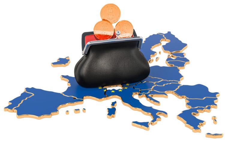 消費税の高い国(ヨーロッパ)イメージ