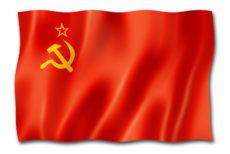 社会主義国(ソ連)の国旗