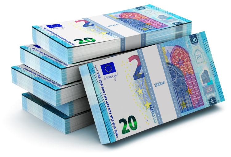 ヨーロッパ諸国に導入された通貨「ユーロ」