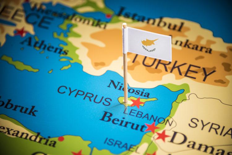 キプロスという国を説明する写真