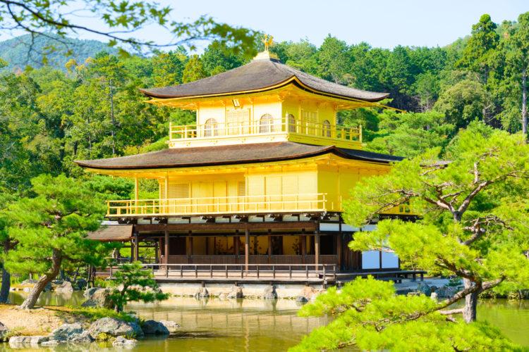 日本の金閣寺
