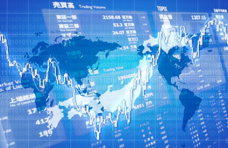 資本主義経済でおなじみの投資チャート