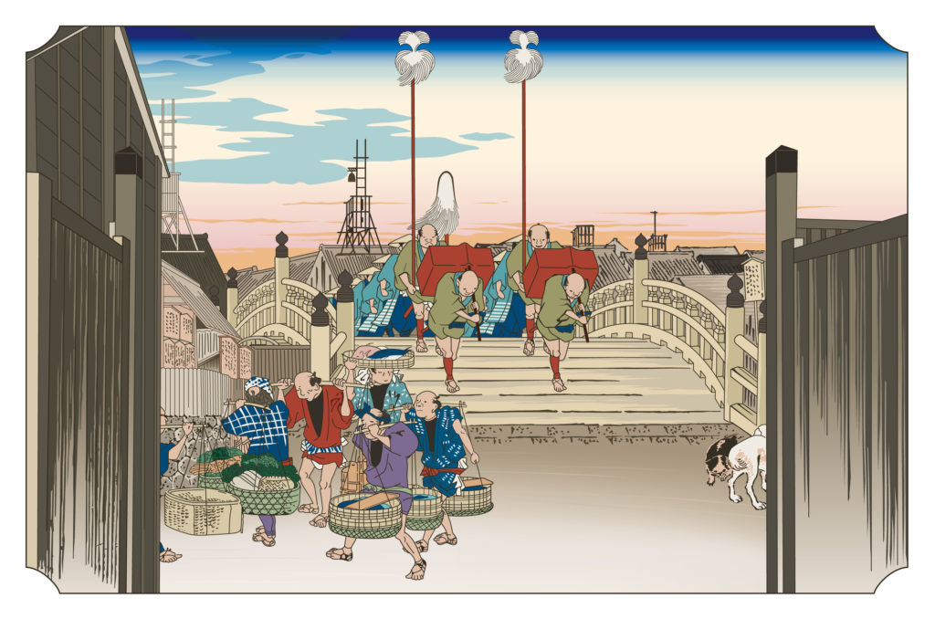 世界初の先物取引市場は日本で生まれた!商売上手な江戸時代の日本人